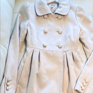 Vintage high end Ever New fit & Flare Coat Size 2